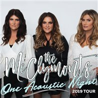 THE MYCCLYMONTS 'ONE ACOUSTIC NIGHT'